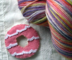party ring yarn